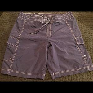 Lands End Women's Board Shorts Size 10P